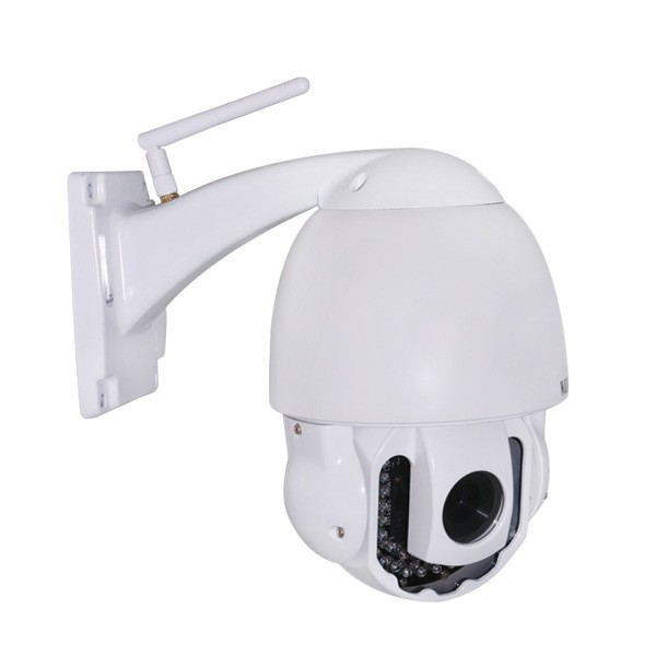 hw0025 wanscam 233 ra dome ptz ip exterieur zoom x3 wifi infrarouge 30 m 232 tres hd 720p m 233 tal