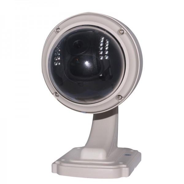 Wanscam hw0038 cam ra ip haute d finition motoris e ext rieur wifi 720p 1280x720 micro sd 128 go max - Camera ip exterieur motorise ...