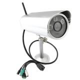 WANSVIEW NCM621KW Caméra ip réseau Audio, ONVIF, HD 1280x720, 8mm, Infrarouge 50 mètres