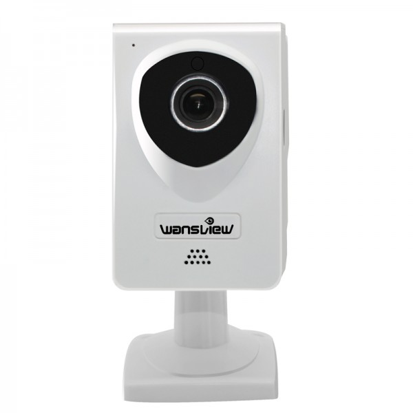 d7993d05f5f337 NCM629W WANSVIEW Caméra ip réseau wifi avec micro SD pour ...