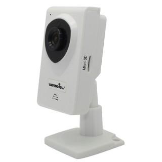 NCM629W WANSVIEW Caméra Ip avec port micro SD pour enregistrer, ONVIF, Audio, Détection,