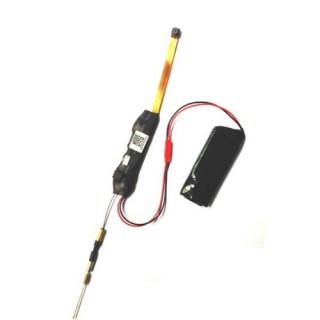 Module MV99 Caméra Espion Réseau IP WIFI FULL HD 1080P avec port micro SD jusqu'à 256 Go, Audio, Détection