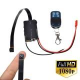 Module M007PC Caméra Espion Full HD 1080P 256 Go Max Batterie Haute Capacité, Vidéo, Photo, Détection 1920x1080