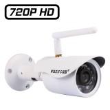 HW0043 Wanscam Caméra IP HD 1280x720 étanche extérieur petite Wifi blanche ONVIF