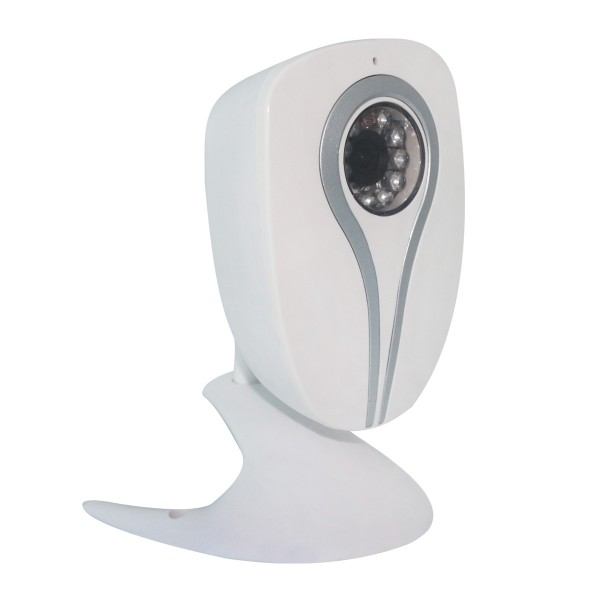 wanscam hw0026 cam ra ip int rieur babyphone hd 1280x720 720p micro sd 128 go. Black Bedroom Furniture Sets. Home Design Ideas