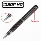 Stylo caméra Full HD Détection 1080P espion Vidéo Photo Audio 64 Go GB micro SD 1920x1080 HDS-PENCAM9 PENCAM9 Marron HDMI