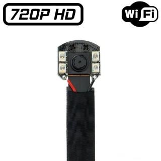 Caméra IP espion Module MV88IR wifi infrarouge 32 Go max Audio, Détection, 720p cloud P2P