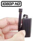MT186 Module Caméra Espion Full HD 1080P 720P 256 Go Max Détection Vidéo Photo, Bouton Vis Rondelle Télécommande Radio