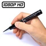 HDS-PENCAM10 Stylo caméra Full HD Détection 1080P espion Vidéo Photo Audio 64 Go GB micro SD 1920x1080 Noir sortie HDMI