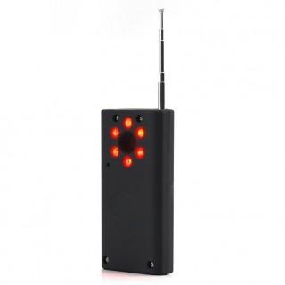 CC308 Detecteur de signaux radio WIfi, Radio, traceur GSM et détecteur de cameras espions miniature par eblouissement