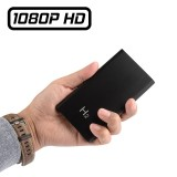PWB2 Power Bank Caméra Espion Full HD 1080P 256 Go Max 2 Leds Infrarouges Slim Vidéo Photo Autonomie 15h