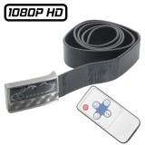 CNTIR Ceinture caméra espion full HD 1920x1080 vidéo photo DVR 110cm