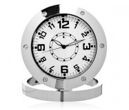 HLR Horloge miniature caméra espion DVR 720x480 vidéo photo dictaphone métal argent