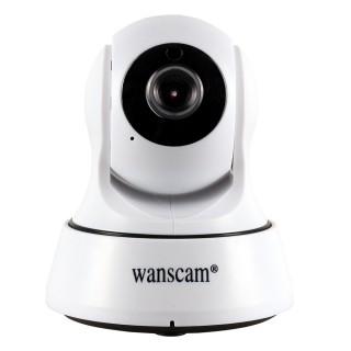 HW0036 Wanscam Caméra IP Wifi mobile intérieur 720p 1280x720 micro ...