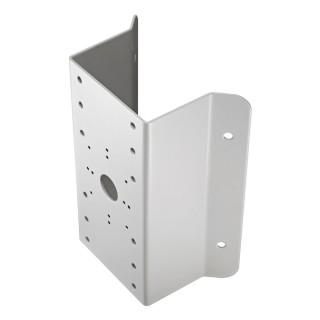 SPUCM Support aluminium universel pour fixation en coin ou en angle caméras de surveillance PTZ ou standard