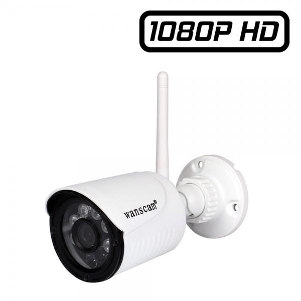 hw0022 1 wanscam cam ra ip ext rieur full hd 1080p 1920x1080 p2p wifi infrarouge enregistreur. Black Bedroom Furniture Sets. Home Design Ideas