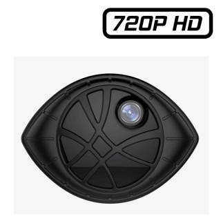 AI-338B Oeil Caméra Espion Aimantée Wifi IP HD 720P 8 Go Interne Détection de Mouvements 1280x720 Compatible Powerbank
