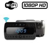 RVLIPV26 Réveil Caméra IP WIFI Full HD 1080P Micro SD jusqu'à 256 Go Détection de Mouvements Vidéo Infrarouge 1920x1080