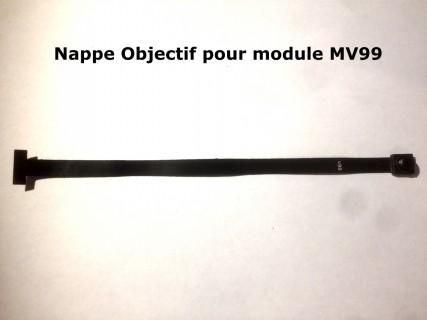 NPMV99 Nappe Vidéo de remplacement pour Module MV99 Objectif Full HD 1080P