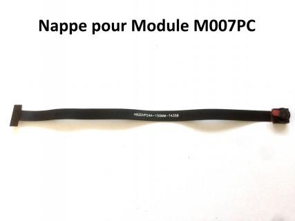 NPM007PC Nappe Vidéo de remplacement pour Module M007PC Objectif Full HD 1080P