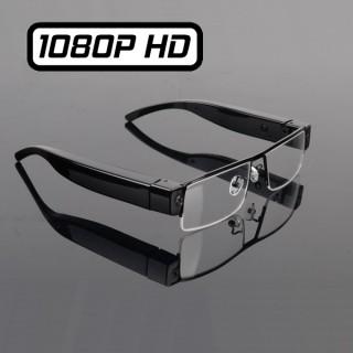 VUECAM10 Lunettes de Vue Caméra Espion Full HD 1080P Micro SD jusqu'à 32 Go Vidéo Photo