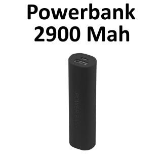 BAT3000 Powerbank de 2900 mAh avec Pile SAMSUNG ORIGINAL Type 18650 Rechargeable 3,7v 8.25A