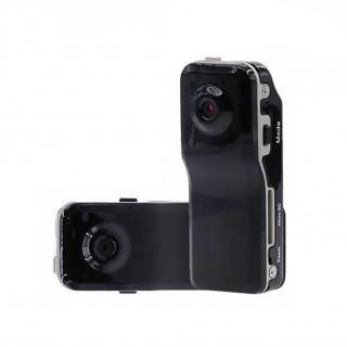MD80 Caméra Miniature Espion Sport avec détection sonore 720x480 jusqu'à 32 Go
