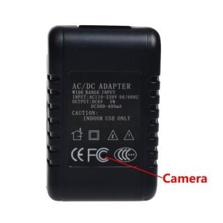 CHWA1 Caméra IP Wifi dans un chargeur secteur espion intégrée détection 1280x720 10 IPS 64Go max A1