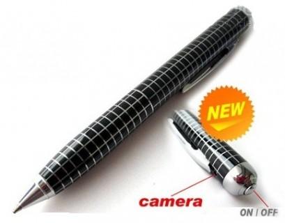 MDPENCAMHD1S Stylo Caméra Espion Design 960P Micro SD jusqu'à 32 Go Vidéo Photo 1280x960 interpolé