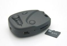 Porte-Clés Caméra Espion HD 720P