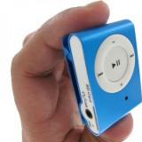 MP3B Lecteur MP3 Caméra Espion 480P Micro SD jusqu'à 32 Go Vidéo Photo MP3 Noir ou Bleu Écouteurs 720x480
