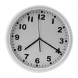 HL99 Horloge Caméra Espion blanche HD 1280x720 Wifi IOS Android serveur web détection
