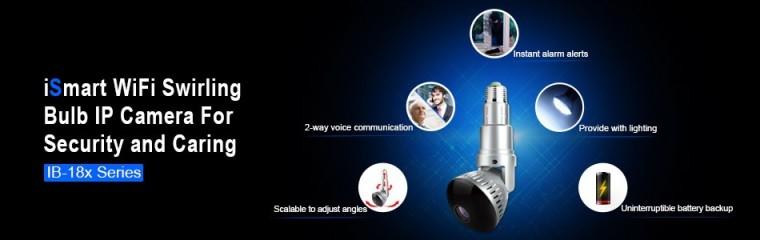 Ampoules LED caméras